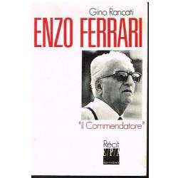 """ENZO FERRARI """" IL COMMENDATORE """""""
