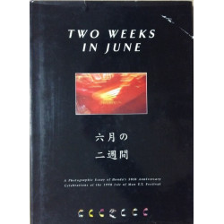 TWO WEEKS IN JUNE - Rokugatsu no nishukan Librairie Automobile SPE 9780953442003