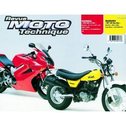 REVUE MOTO TECHNIQUE HONDA VFR 800 de 2002 à 2004 - RMT 133 Librairie Automobile SPE 9782726892336