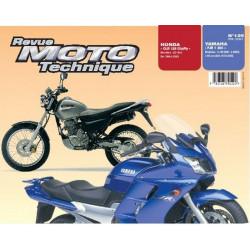 REVUE MOTO TECHNIQUE YAMAHA FJR 1300 de 2001 à 2003 - RMT 129 Librairie Automobile SPE 9782726892220