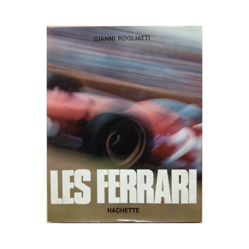 LES FERRARI Librairie Automobile SPE LES FERRARI