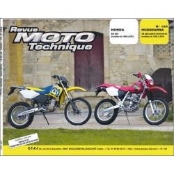 REVUE MOTO TECHNIQUE HUSQVARNA TE de 1990 à 2001 - RMT 120 Librairie Automobile SPE 9782726891766