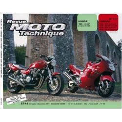 REVUE MOTO TECHNIQUE YAMAHA XJR de 1995 à 2003 - RMT 107 Librairie Automobile SPE 9782726891360