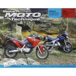 REVUE MOTO TECHNIQUE YAMAHA DT / TDR 125 de 1993 à 2001 - RMT 96