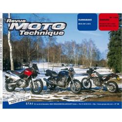 REVUE MOTO TECHNIQUE SUZUKI XF 650 de 1996 à 2002 - RMT 108 Librairie Automobile SPE 9782726891421