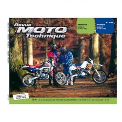 REVUE MOTO TECHNIQUE HONDA XR 600 de 1988 à 1996- RMT 101 Librairie Automobile SPE 9782726890004