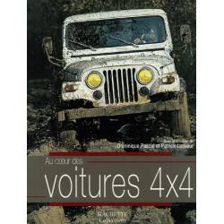 AU COEUR DES VOITURES 4x4 Librairie Automobile SPE 9782013304764