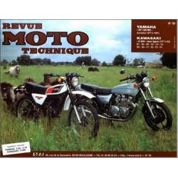 REVUE MOTO TECHNIQUE YAMAHA 125 DTMX de 1977 à 1991 - RMT 30 Librairie Automobile SPE 9782726890233