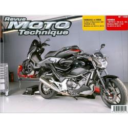 REVUE MOTO TECHNIQUE YAMAHA X-MAX et MBK SCYCRUISER de 2010 à 2013 - RMT 169
