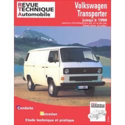 REVUE TECHNIQUE VOLKSWAGEN TRANSPORTER ESSENCE et DIESEL JUSQU'A 1980 - RTA 732 Librairie Automobile SPE 9782726873212
