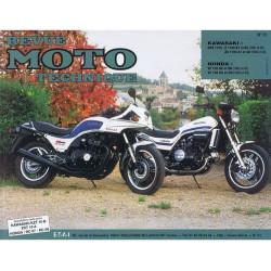 REVUE MOTO TECHNIQUE KAWASAKI GPZ 1100 - RMT 51 Librairie Automobile SPE 9782726890455