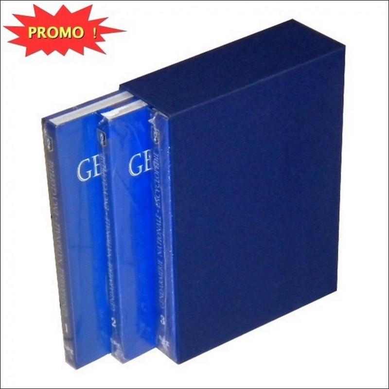 Encyclopédie de la Gendarmerie nationale (Coffret 3 volumes) Edition SPE Barthelemy Librairie Automobile SPE coffret GN
