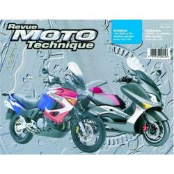REVUE MOTO TECHNIQUE HONDA XL 1000 de 2003 à 2006 - RMT 140 Librairie Automobile SPE 9782726892411