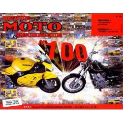 REVUE MOTO TECHNIQUE HONDA 125 REBEL de 1995 à 2000 - RMT 100 Librairie Automobile SPE 9782726891100