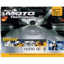 REVUE MOTO TECHNIQUE BMW R850 / 1100 et 1150 de 1999 à 2002 - RMT HS11 Librairie Automobile SPE 9782726895108