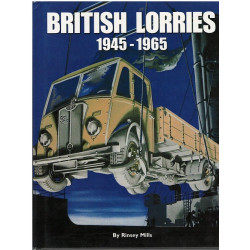 BRITISH LORRIES 1945 - 1965