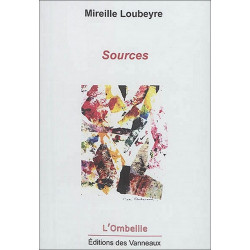 SOURCES / MIREILLE LOUBEYRE / EDITIONS DES VANNEAUX Librairie Automobile SPE 9782371291089