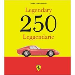 FERRARI LENDARY 250 LEGGENDARIE Librairie Automobile SPE 9788879113144]