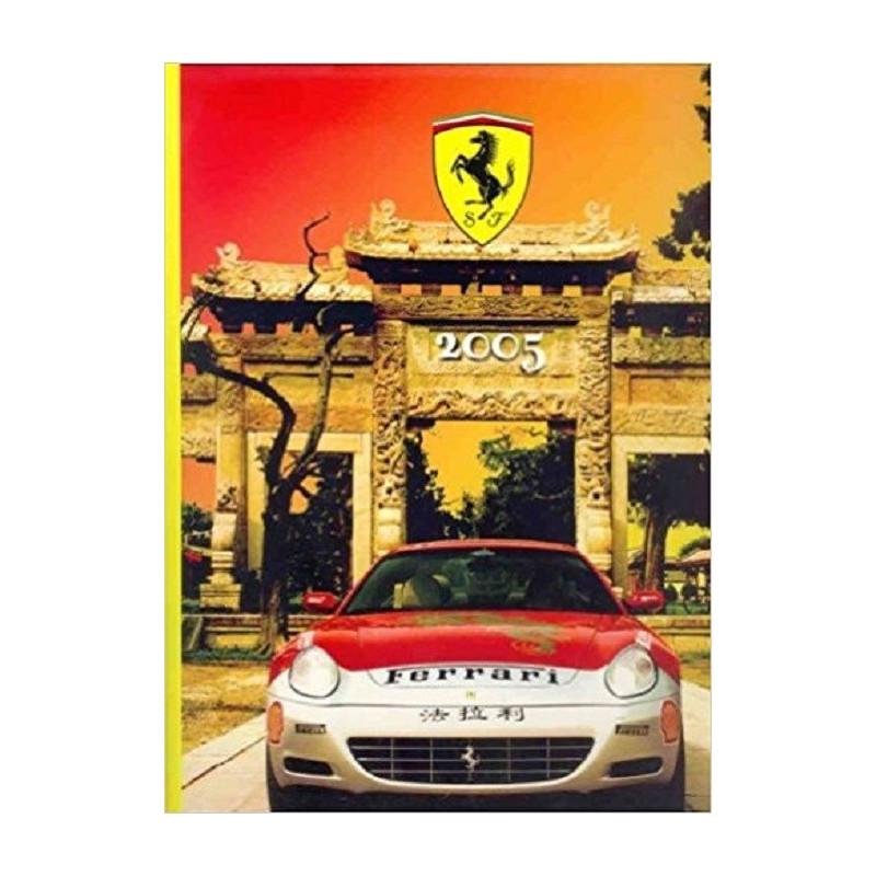 FERRARI ANNUEL 2005 - ANNUARIO - YEARBOOK Librairie Automobile SPE FERRARI ANNUEL 2005