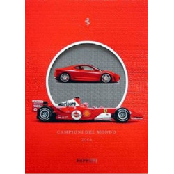 FERRARI 2004 ANNUEL - ANNUARIO - YEARBOOK