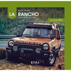 LA RANCHO DE MON PERE Librairie Automobile SPE 9791028300159
