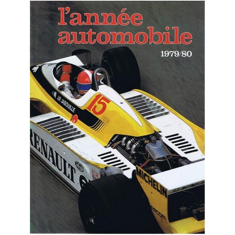 L'ANNÉE AUTOMOBILE N°27 1979-1980 Librairie Automobile SPE AA27