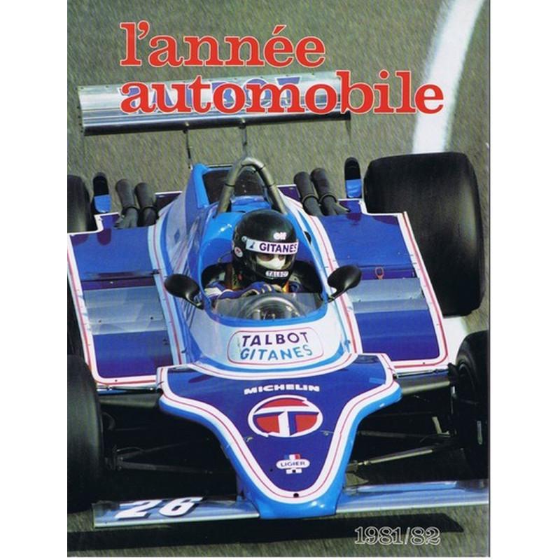 L'ANNÉE AUTOMOBILE N°29 1981-1982 Librairie Automobile SPE B002B7NJRQ