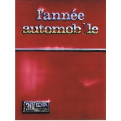 L'ANNÉE AUTOMOBILE N°30 1982-1983 Librairie Automobile SPE 288001140X