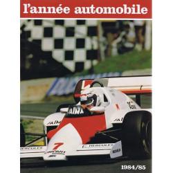 L'ANNÉE AUTOMOBILE N°32 1984-1985 Librairie Automobile SPE Annee32