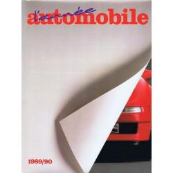 L'ANNÉE AUTOMOBILE N°37 1989-1990 Librairie Automobile SPE 9782883240049