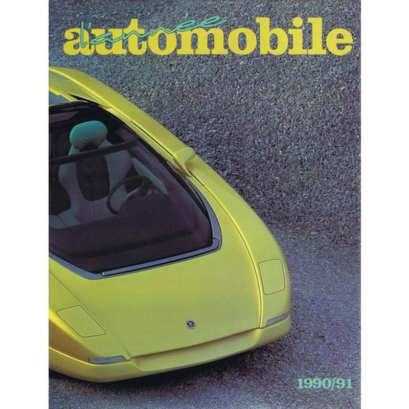L'ANNÉE AUTOMOBILE N°38 1990-1991 Librairie Automobile SPE 9782883240100