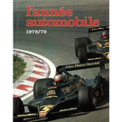 L'ANNÉE AUTOMOBILE N°26 1978-1979 Librairie Automobile SPE Année26