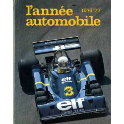 L'ANNÉE AUTOMOBILE N°24 1976-1977 Librairie Automobile SPE Anée24