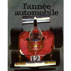 L'ANNÉE AUTOMOBILE N°23 1975-1976 Librairie Automobile SPE Année23