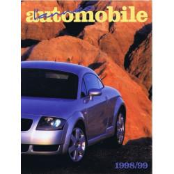 L'ANNÉE AUTOMOBILE N°46 1998-1999 Librairie Automobile SPE 9782883240520