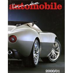 L'ANNÉE AUTOMOBILE N°48 2000-2001 Librairie Automobile SPE 9782883240582