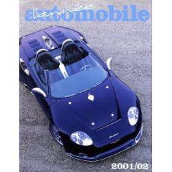 L'ANNÉE AUTOMOBILE N°49 2001-2002 Librairie Automobile SPE 9782883240612
