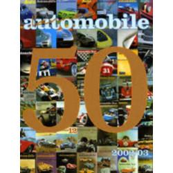 L'ANNÉE AUTOMOBILE N°50 2002-2003 Librairie Automobile SPE 9782883240643