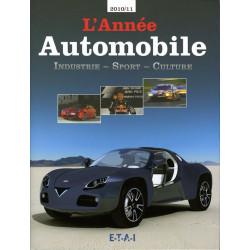 L'ANNÉE AUTOMOBILE N°58 2010-2011 Librairie Automobile SPE 9782726894798