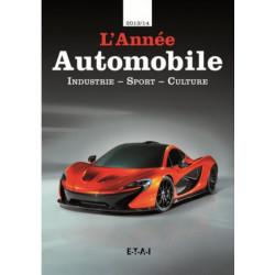 L'ANNÉE AUTOMOBILE N°61 2013-2014 Librairie Automobile SPE 9782726897294