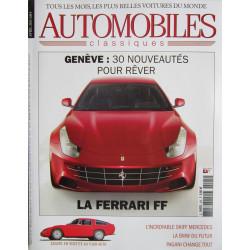 LA FERRARI FF - AUTOMOBILES CLASSIQUES N°205 Librairie Automobile SPE AC205
