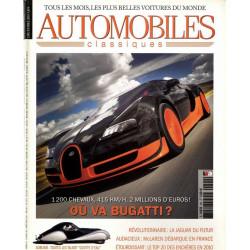 BUGATTI VEYRON SUPER SPORT - AUTOMOBILES CLASSIQUES N°201 Librairie Automobile SPE AC201
