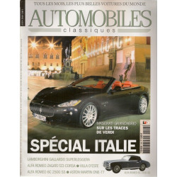 LAMBORGHINI GALLARDO LP 570-4 - AUTOMOBILES CLASSIQUES N°1976 Librairie Automobile SPE AC196