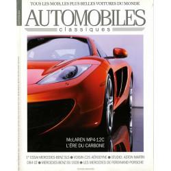 McLAREN - AUTOMOBILES CLASSIQUES N°191 Librairie Automobile SPE AC191