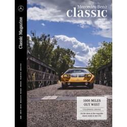 1000 MILES OUT WEST - MERCEDES-BENZ CLASSIC Librairie Automobile SPE 2015/3