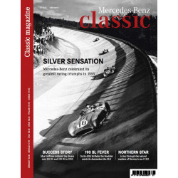 THE 1955 MOTORSPORT SEASON- MERCEDES-BENZ CLASSIC Librairie Automobile SPE 2015/1