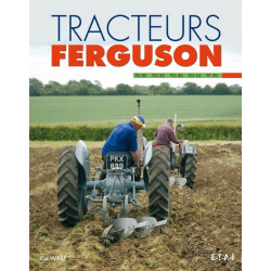 TRACTEURS FERGUSON TE20 - TO20 - TO30 - TO35 et FF30
