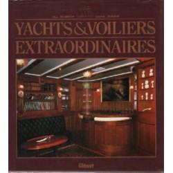 Yachts et voiliers extraordinaires (Français) Librairie Automobile SPE 9782723408622