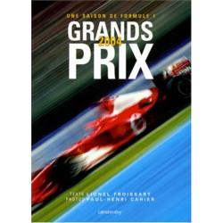 Grands prix, 2004 une saison de Formule 1 Librairie Automobile SPE 9782702134863