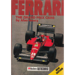Ferrari The Grand Prix Cars Alan Henry (New Edition) Librairie Automobile SPE 9780905138619